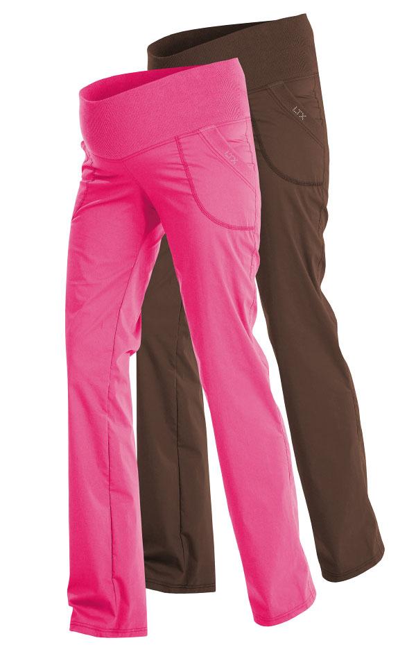 Nohavice tehotenské dlhé. 99526 | Tehotenské oblečenie LITEX