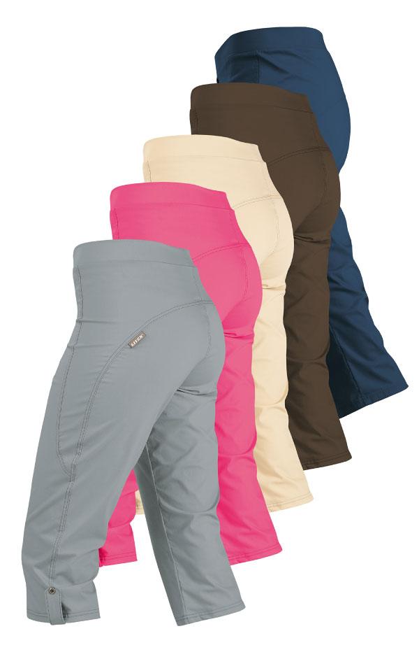 Nohavice dámske bedrové v 3/4 dĺžke. 99564 | Športové nohavice, tepláky, kraťasy LITEX
