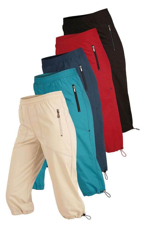 Nohavice dámske v 3/4 dĺžke do pásu. 99579 | Športové nohavice, tepláky, kraťasy LITEX