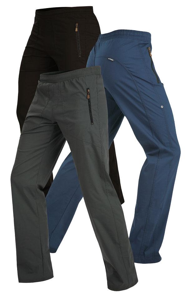 Nohavice pánske dlhé - predĺžené. 99587 | Nohavice Microtec LITEX