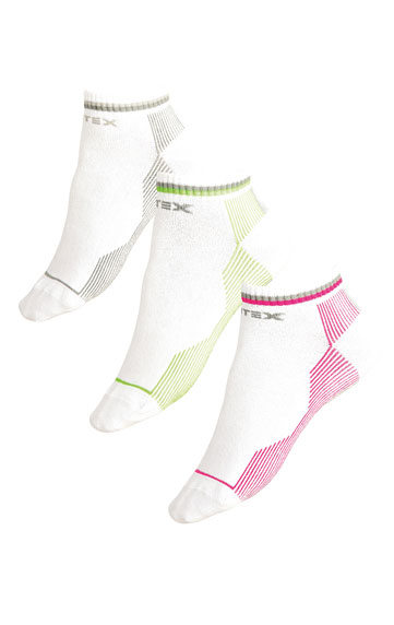 Športové ponožky polovysoké.