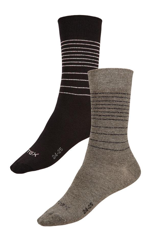 Elegantné ponožky. 99658   Ponožky LITEX