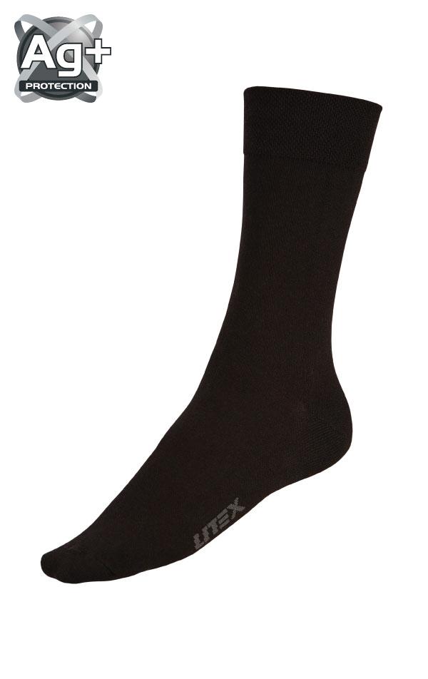 Pánske elastické ponožky. 99659 | Ponožky LITEX