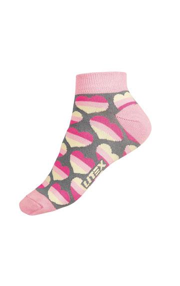 Ponožky > Dizajnové ponožky nízke. 9A004
