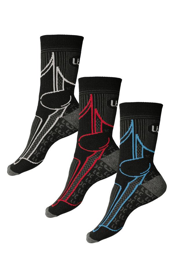 Trekové ponožky. 9A013   Ponožky LITEX