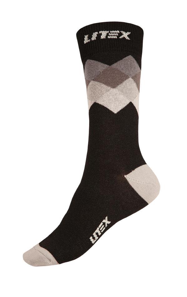 Dizajnové ponožky. 9A018 | Ponožky LITEX