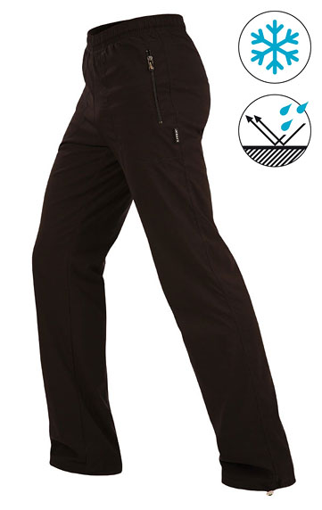Nohavice zateplené, nohavice softshellové > Nohavice pánske zateplené. 9C452