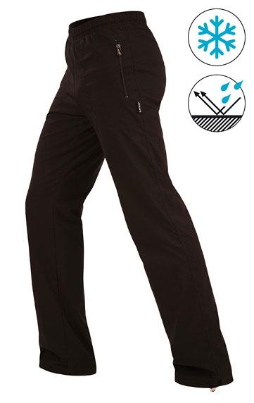 Nohavice zateplené, nohavice softshellové > Nohavice pánske zateplené - predĺžené. 9C453