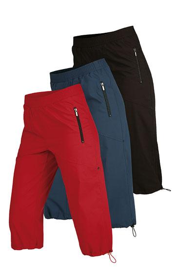 Nohavice dámske v 3/4 dĺžke do pásu.