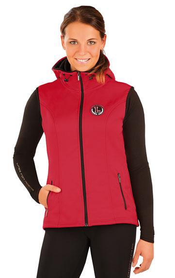 Jazdecké oblečenie > Vesta dámska s kapucňou. J1051