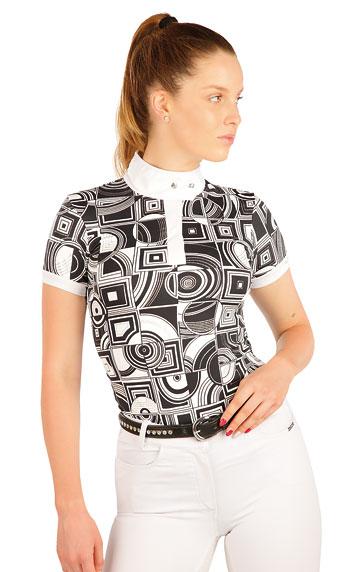 Jazdecké oblečenie > Tričko dámske závodné. J1056