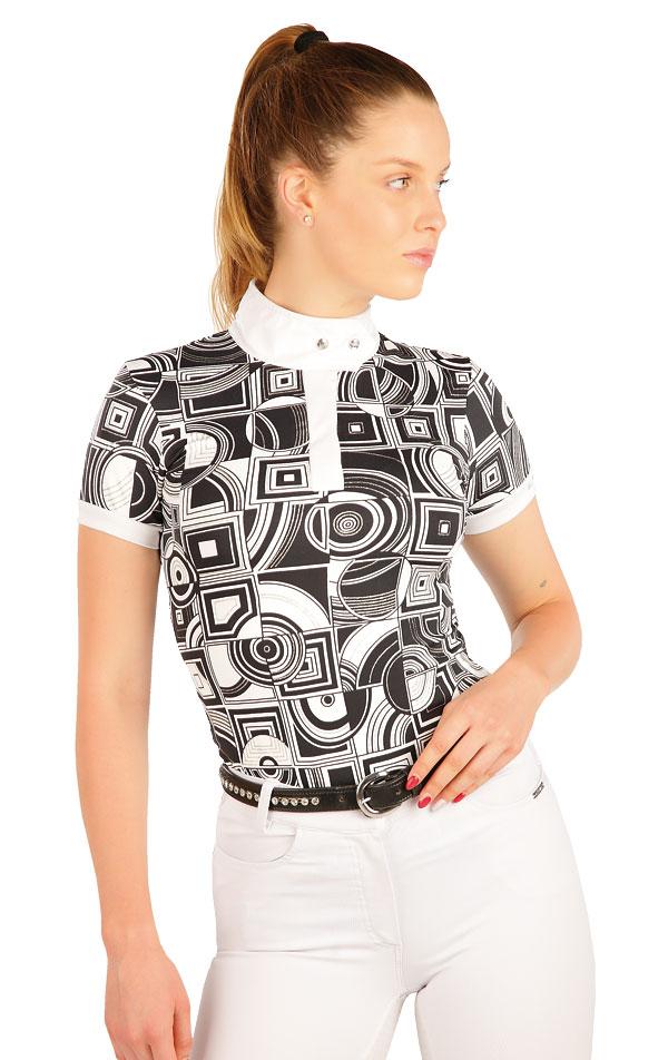 Tričko dámske závodné. J1056 | Jazdecké tričká LITEX