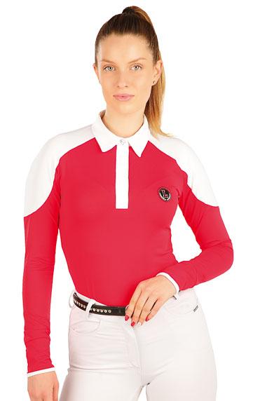 Jazdecké oblečenie > Tričko dámske závodné. J1058
