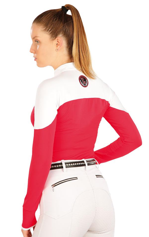 Tričko dámske závodné. J1058 | Jazdecké tričká LITEX
