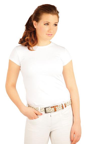 Jazdecké oblečenie > Tričko dámske s krátkym rukávom. J1064