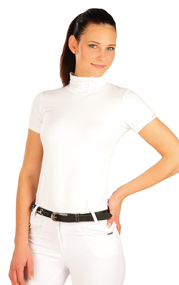 Jazdecké oblečenie > Tričko dámske závodné. J1065