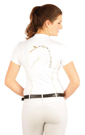 Jazdecké oblečenie > Tričko dámske závodné. J1066