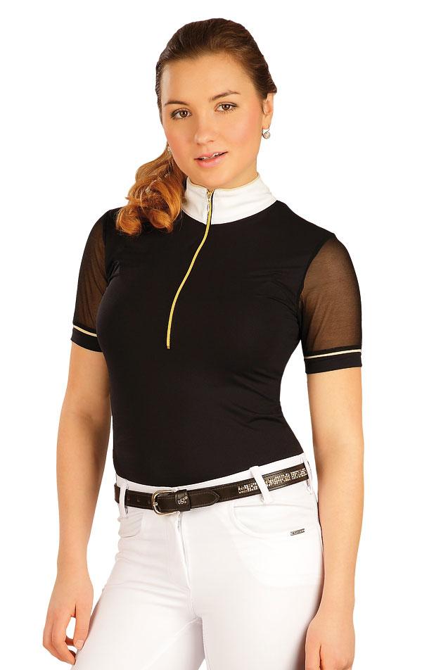 Tričko dámske závodné. J1069 | Jazdecké tričká LITEX