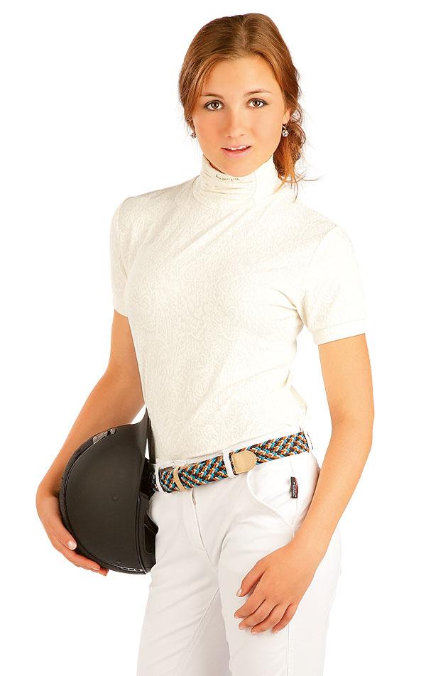 Tričko dámske. J1104 | Jazdecké tričká LITEX
