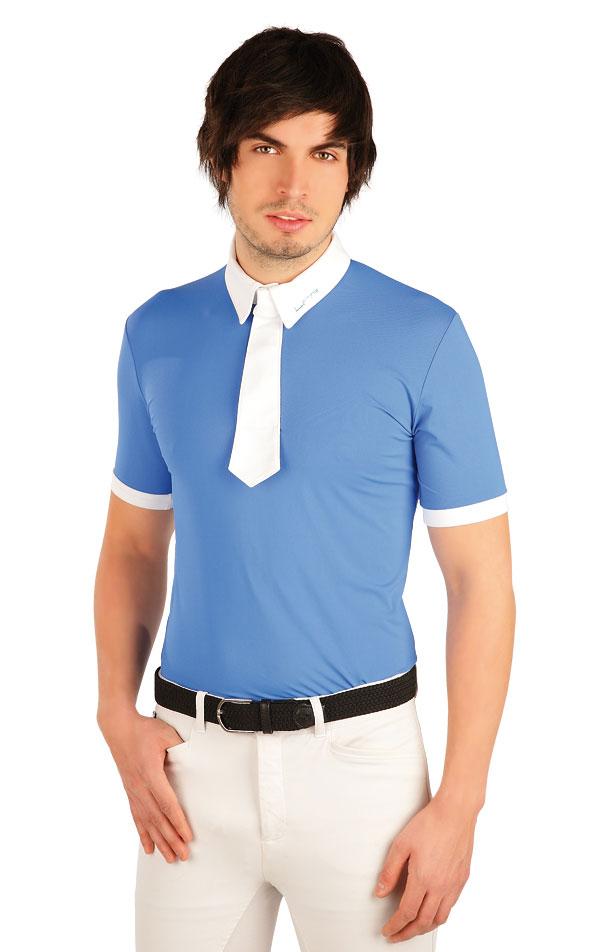 Polo tričko pánske závodné. J1117 | Jazdecké tričká LITEX