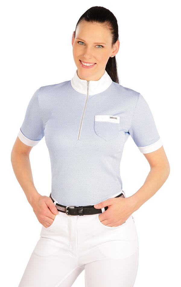 Tričko dámske s krátkym rukávom. J1120 | Jazdecké tričká LITEX