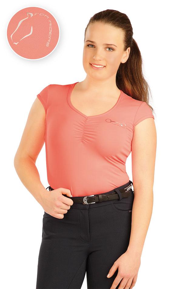 Tričko dámske s krídelkovým rukávom. J1125 | Tričká, topy, tielka LITEX