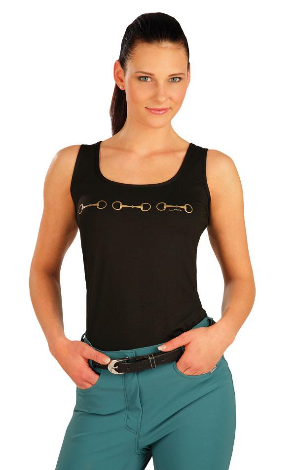 Tielko dámske. J1126   Jazdecké tričká LITEX
