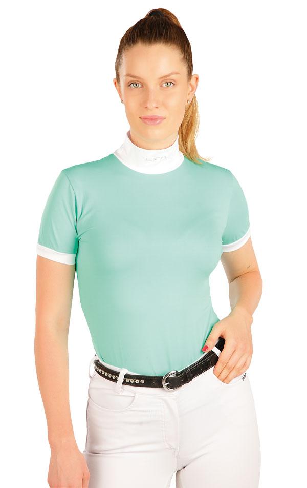 Tričko dámske/detské s krátkym rukávom. J1138 | Jazdecké tričká LITEX