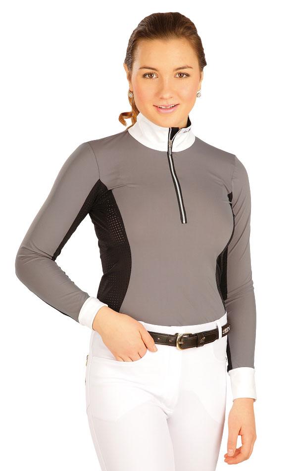 Tričko dámske závodné. J1147 | Jazdecké tričká LITEX