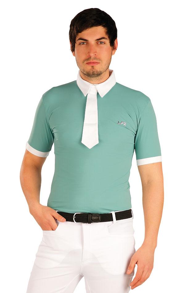 Tričko pánske závodné. J1168 | Jazdecké tričká LITEX