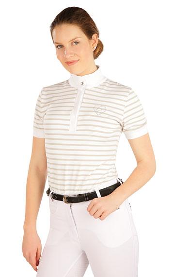 Jazdecké oblečenie > Tričko dámske s krátkym rukávom. J1212