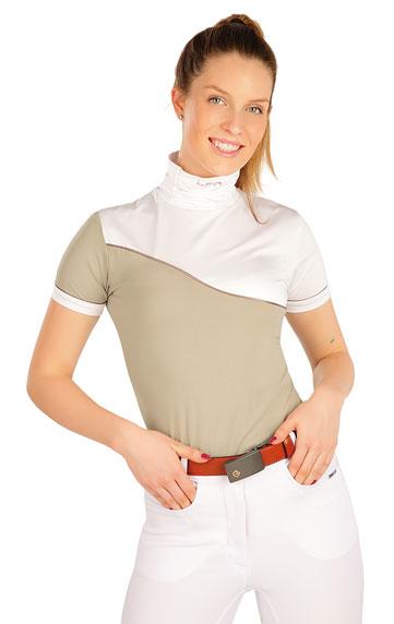 Jazdecké oblečenie > Tričko dámske s krátkym rukávom. J1215