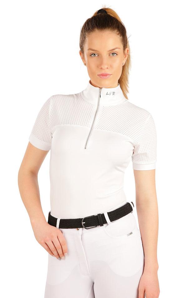 Tričko dámske s krátkym rukávom. J1235 | Jazdecké tričká LITEX