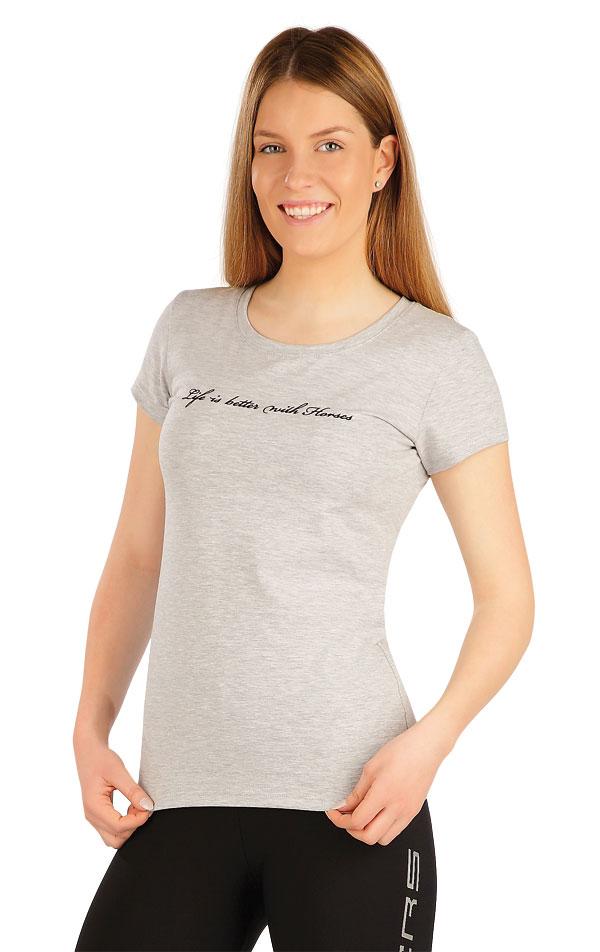 Tričko dámske s krátkym rukávom. J1238   Tričká, topy, tielka LITEX