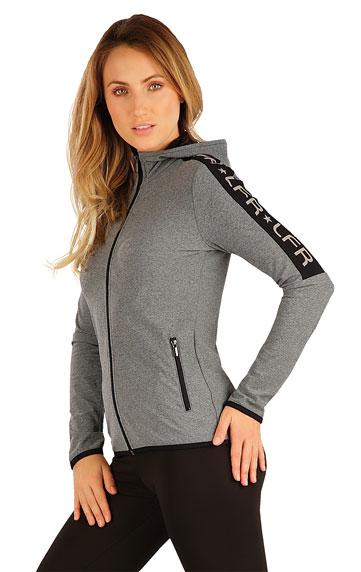 Jazdecké oblečenie > Mikina dámska s kapucňou. J1259
