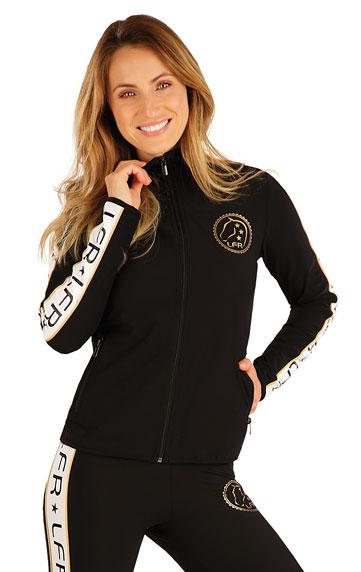 Jazdecké oblečenie > Mikina dámska na zips. J1260